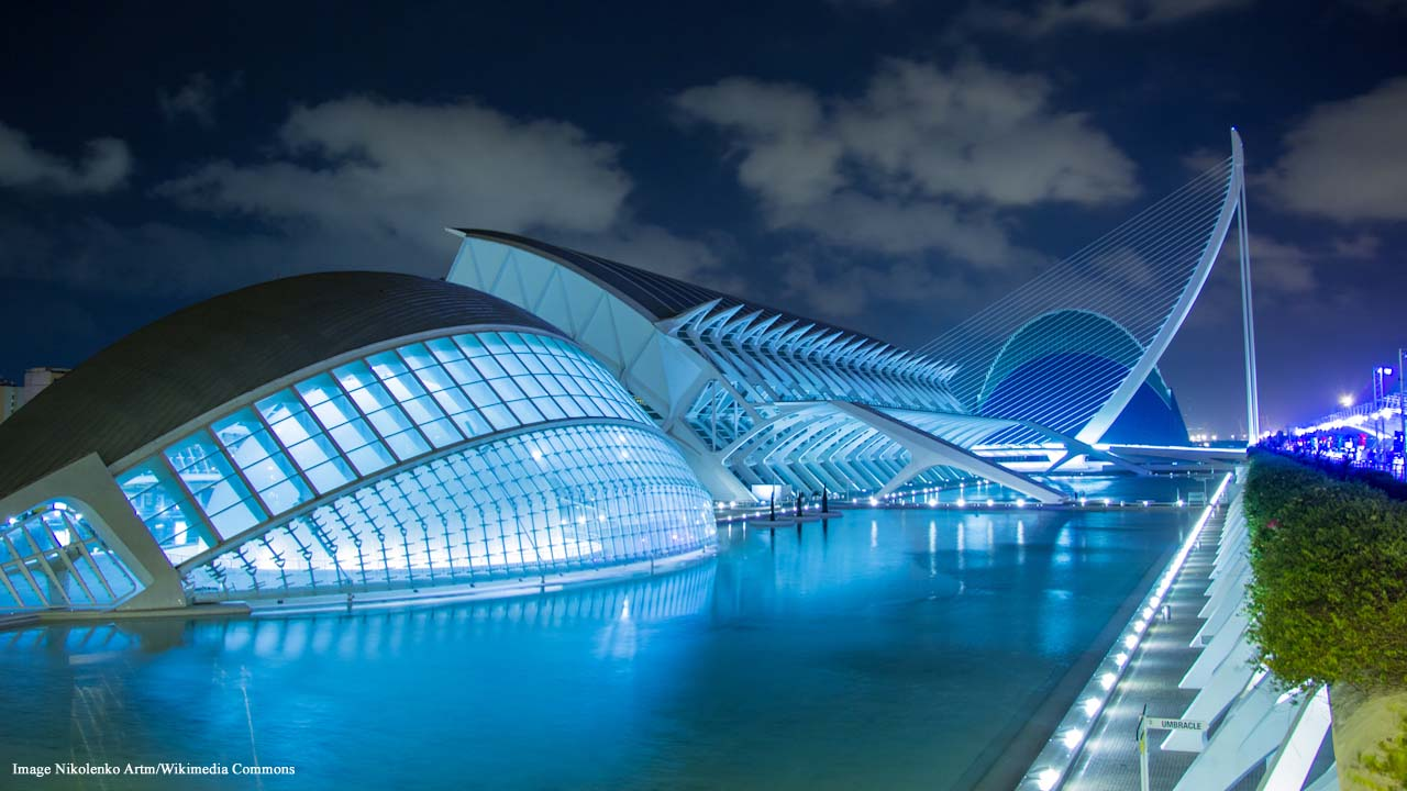 Valencia is a great holiday destination for many reasons