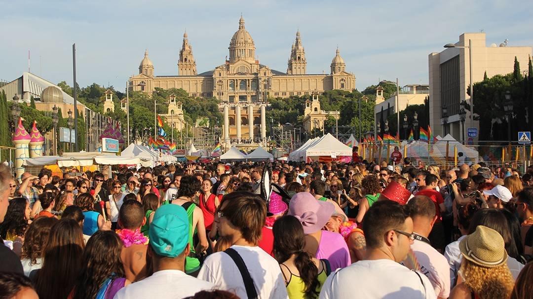 Barcelona será candidata para el Europride 2022