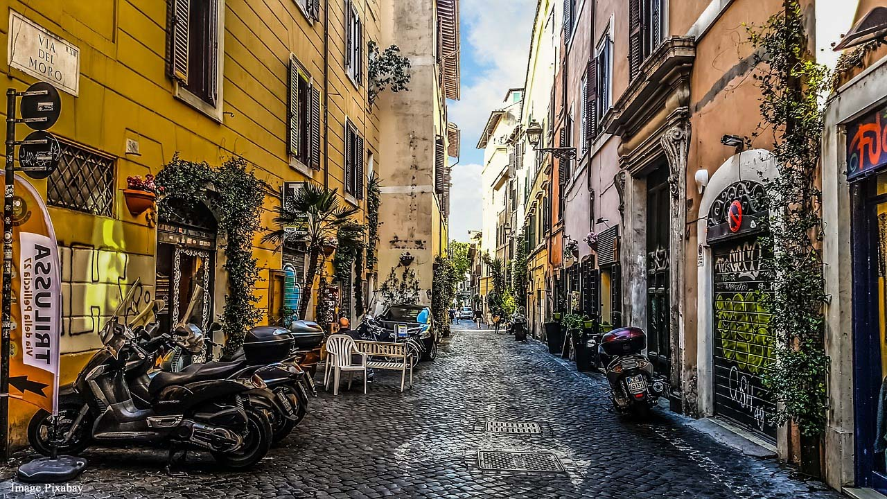 5 off-the-beaten-track places you should visit in Rome, Italy