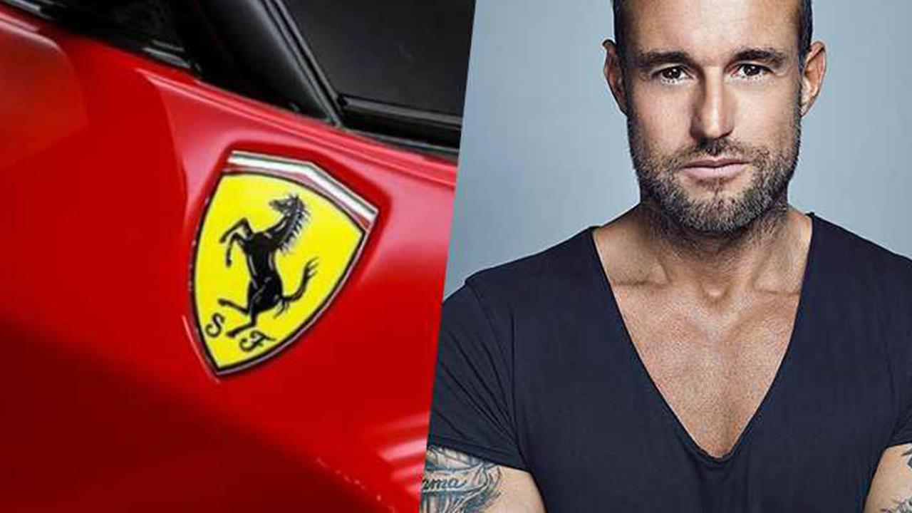 cheap for discount 6bb38 64f5f Ferrari querela lo stilista Plein e lui incalza: 'Brucio le mie auto'