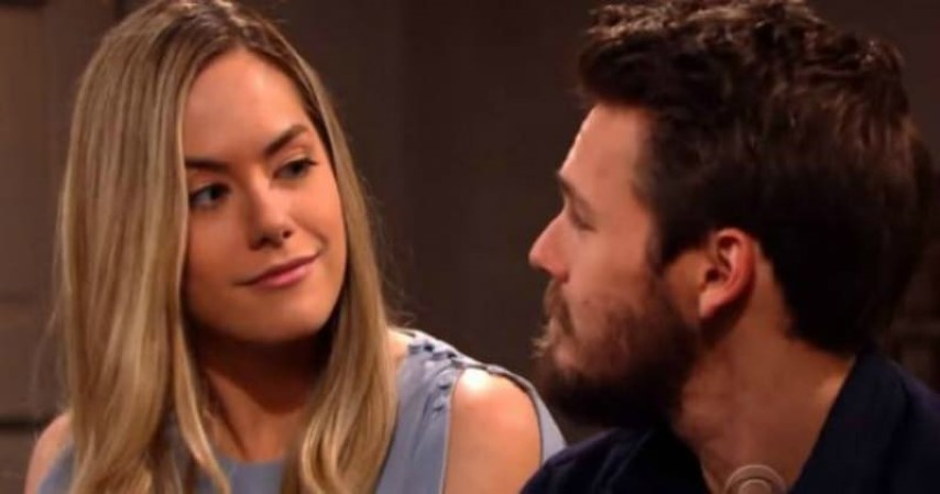 'B&B': Brooke blames Taylor for baby switch