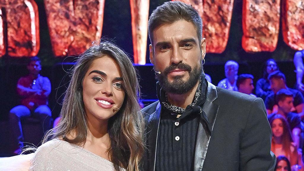 Fabio y Violeta tienen su primer enfrenatmiento en publico