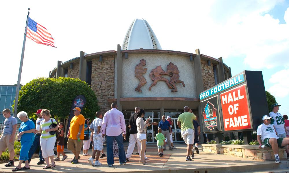 Pro Football Hall of Famer Terrell Owens boycotts visit to Canton