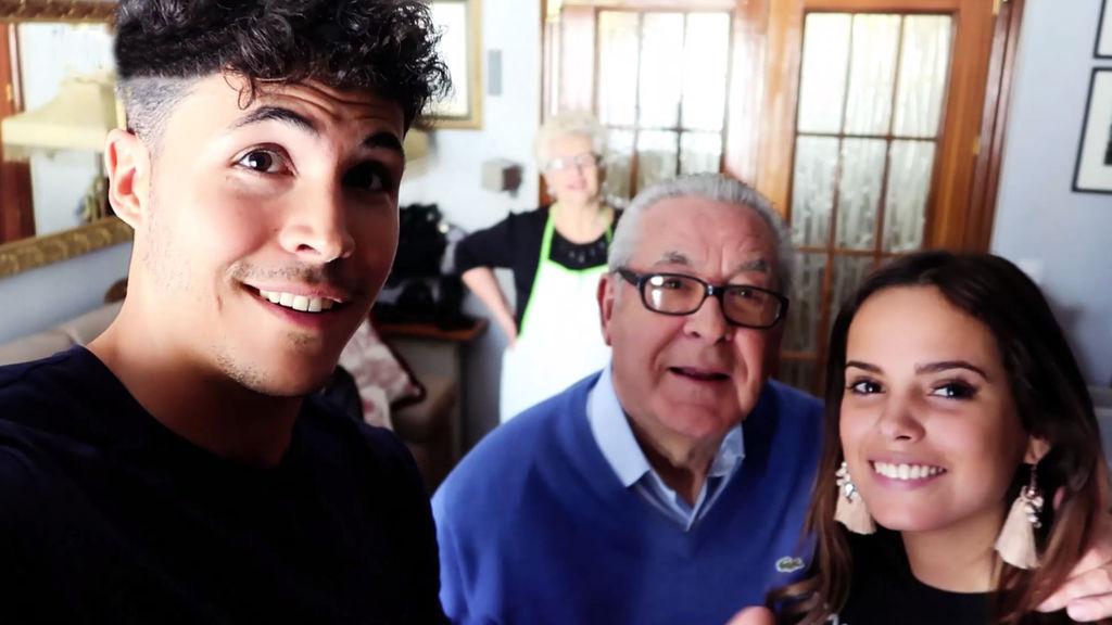 El abuelo de Kiko Jiménez dice que Gloria Camila ha sido mala influencia para su nieto