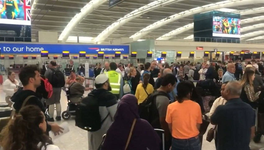 British Airways systems issue causes flight delays, cancellations at London airports