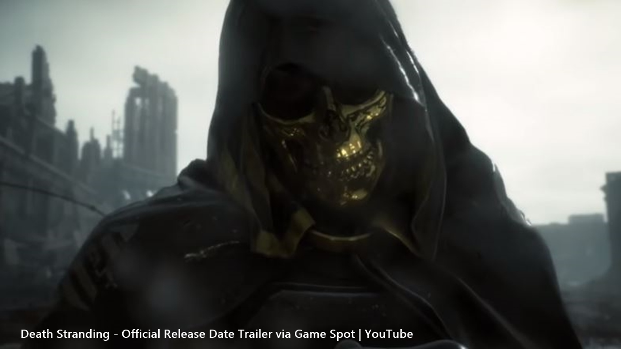 'Death Stranding' releases November, comes with standard and collector editions