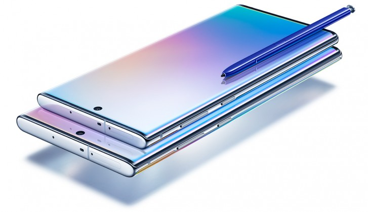 Samsung unveils new Galaxy Note10 and Note10+