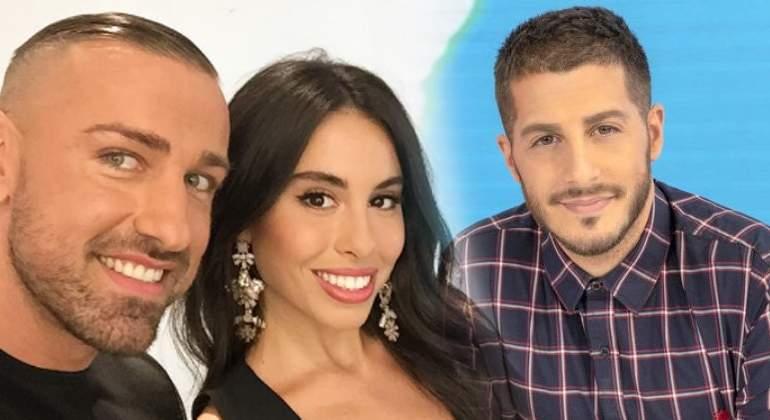 Nando Escribano responde a la novia de Rafa Mora: 'no voy a hacerle la pelota'