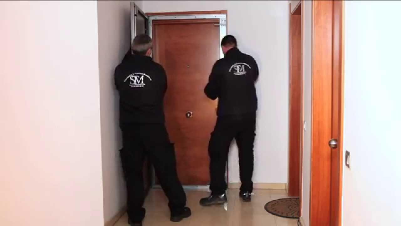 El alquiler de puerta 'antiokupa', lo último ante el miedo de la okupación
