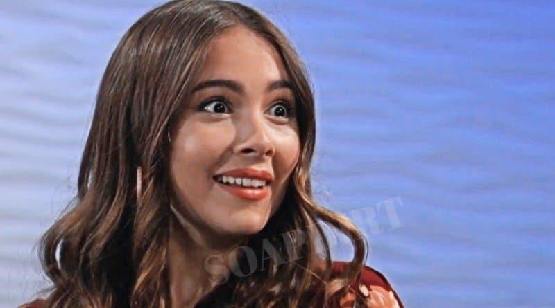 'GH' fans believe Haley Pullos had cheek implants, she denies