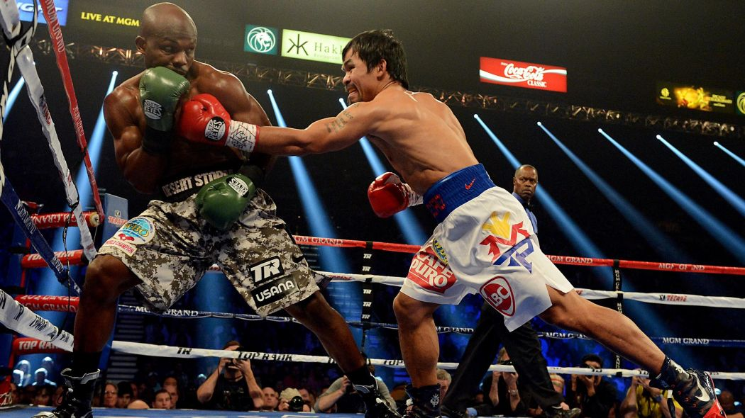 Manny Pacquiao presented with lucrative, high-stakes fights