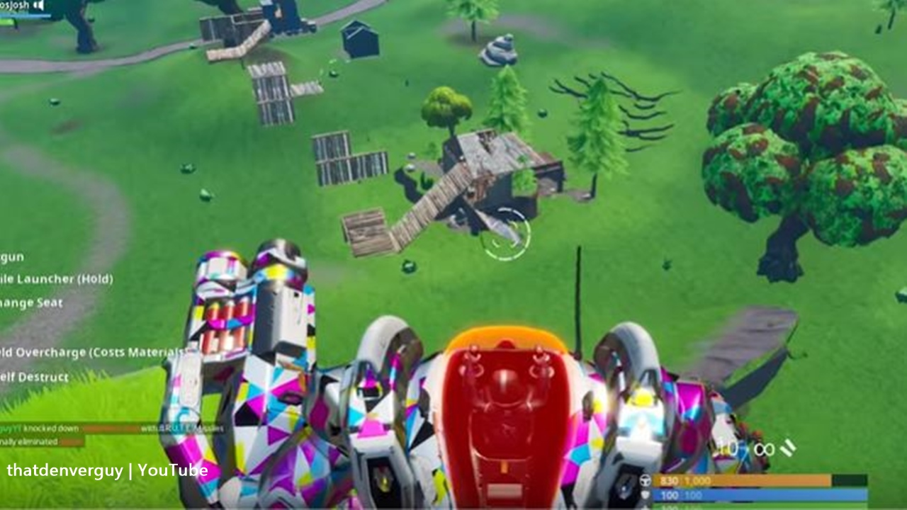 'Fortnite': Epic games nerf BRUTE mech, gamers angry
