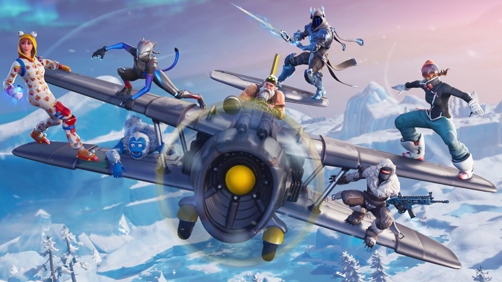 Epic hit with class-action suit over hacked Fortnite accounts