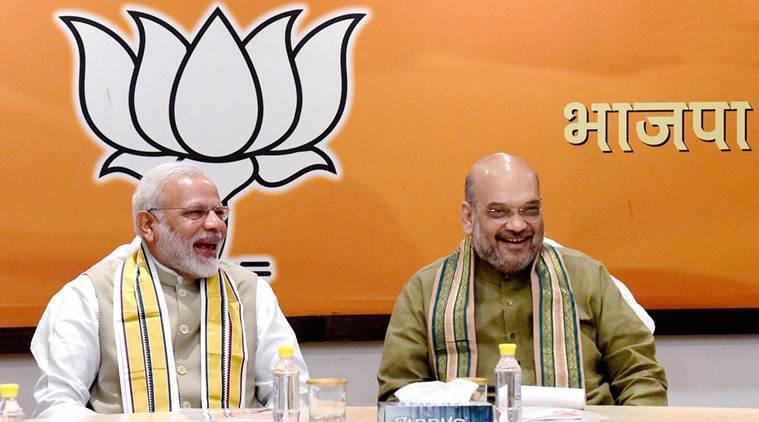 Narendra Modi and Amit Shah are like Krishna, Arjuna: Rajinikanth
