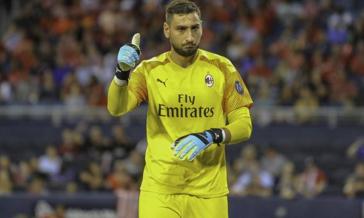 Calciomercato Milan, su Donnarumma ci sarebbe l'interesse del PSG