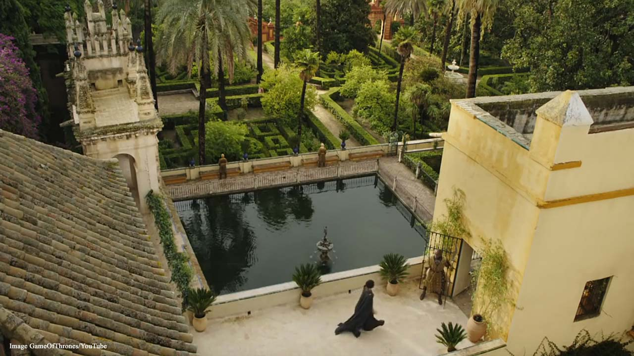 Seville, Spain and why you get a sense of deja vu in films and series
