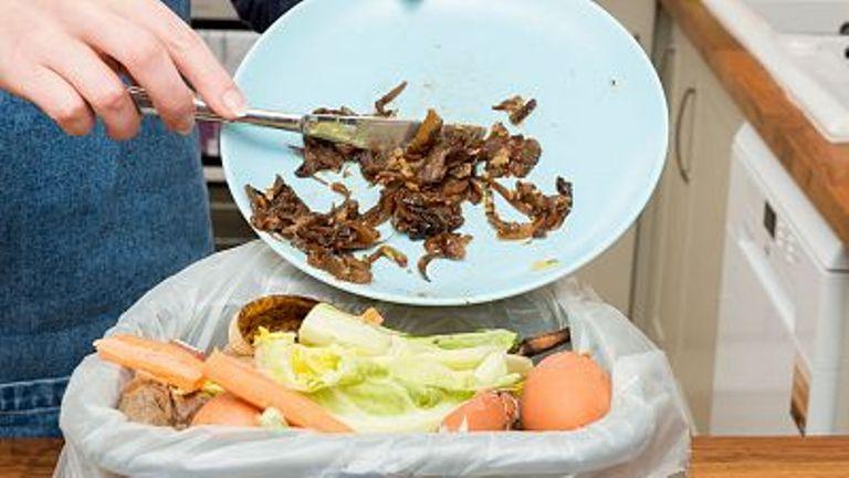 Cada año en España se tiran a la basura 1300 millones de kilos de comida