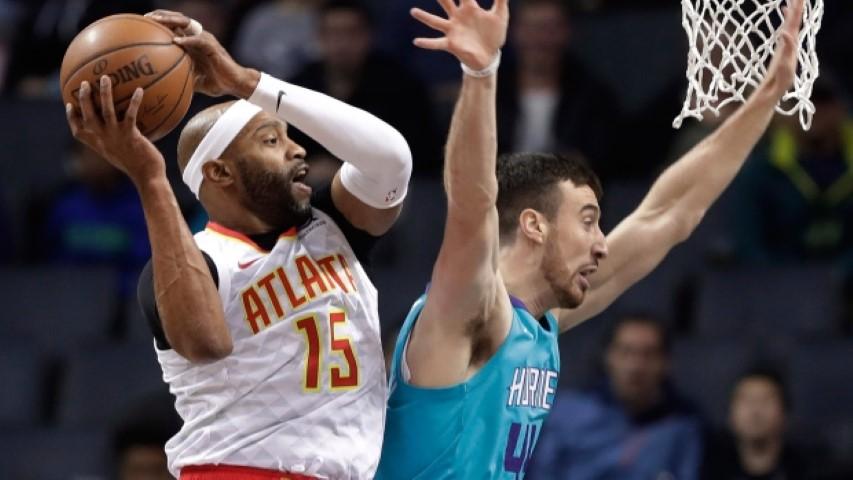 Vince Carter to Play Final NBA Season