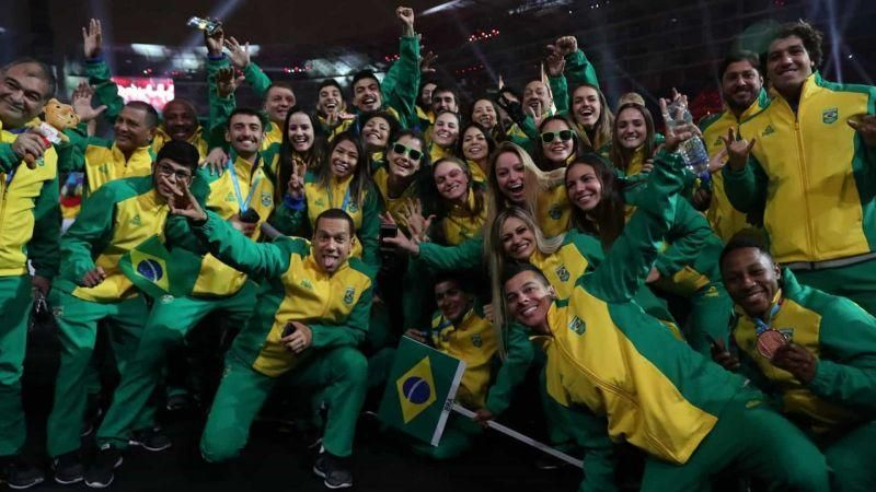 Brasil faz melhor campanha dos Pan-Americanos e fica em segundo lugar, com 55 ouros