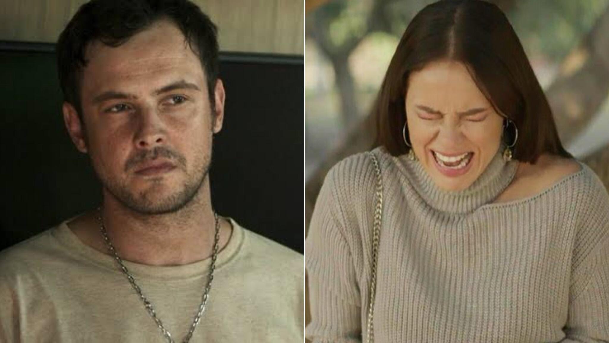 Casais que irão se separar na novela 'A Dona do Pedaço'