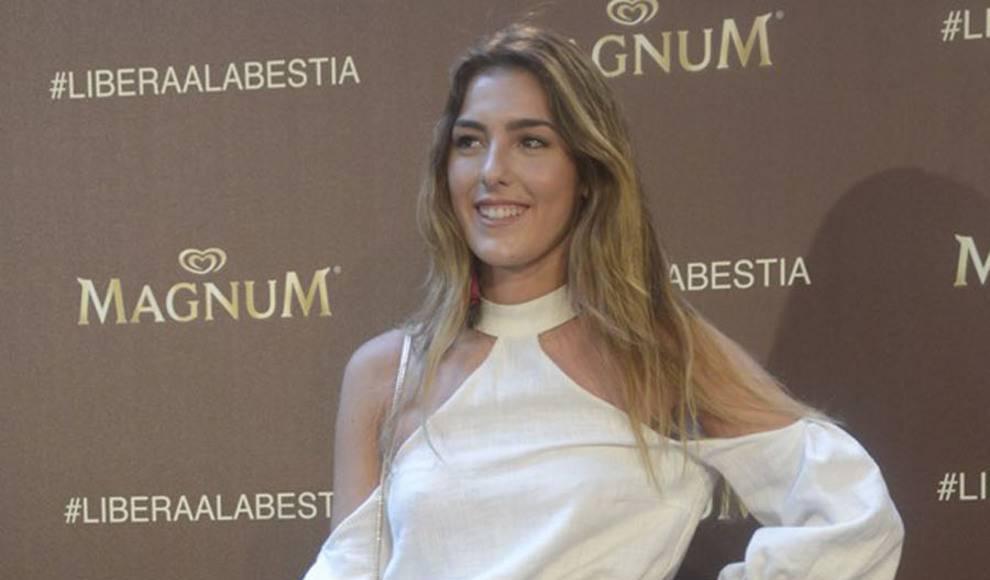 Anna Ferrer hace público su deseo de casarse y su novio dice que hay que tranquilizarse