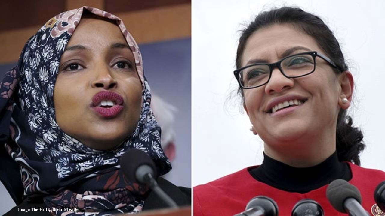 Israel bars entry to US Democratic Congresswomen Ilhan Omar and Rashida Tlaib
