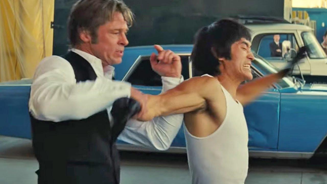 Quentin Tarantino defends Bruce Lee scene