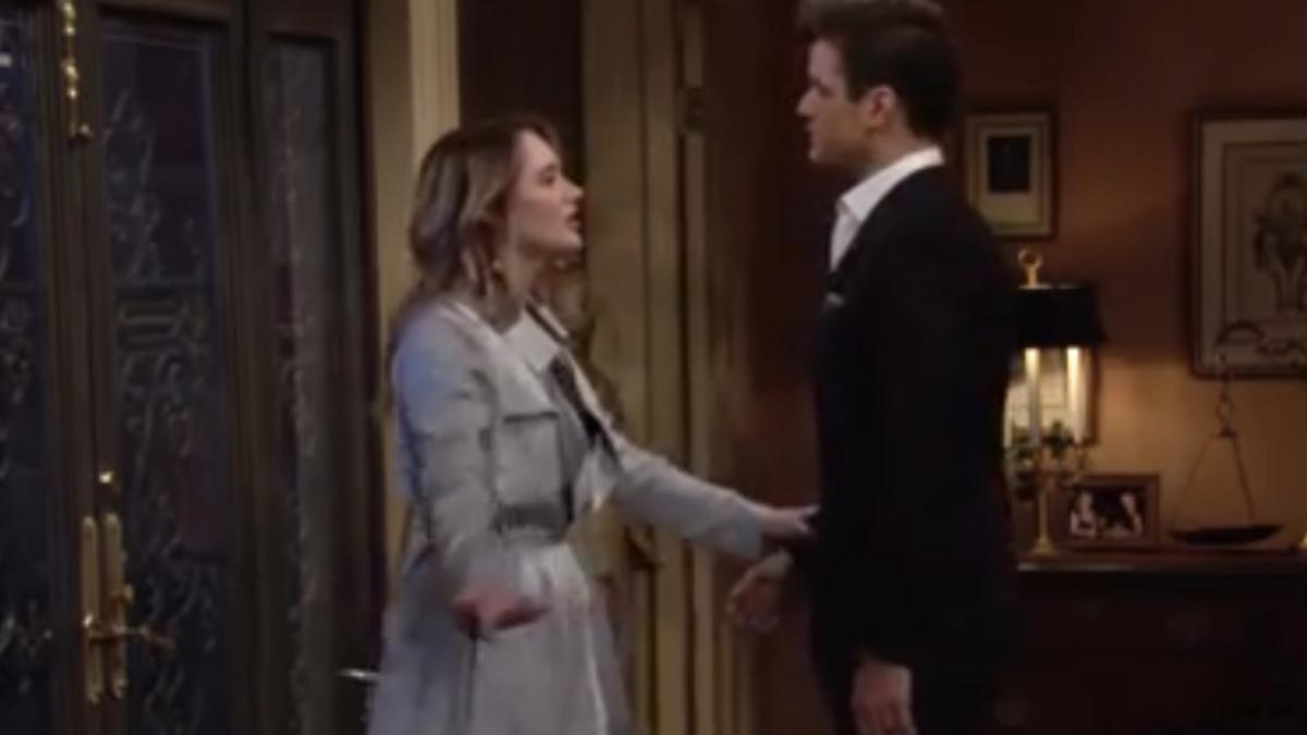 The Young and the Restless spoilers: Kyle's secret to be exposed