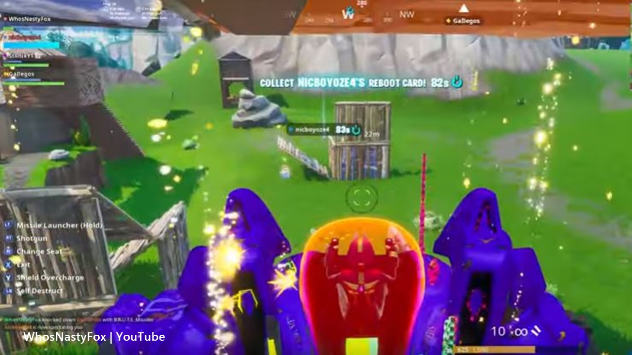 'Fortnite': Player really upset with Epic statement about BRUTEs