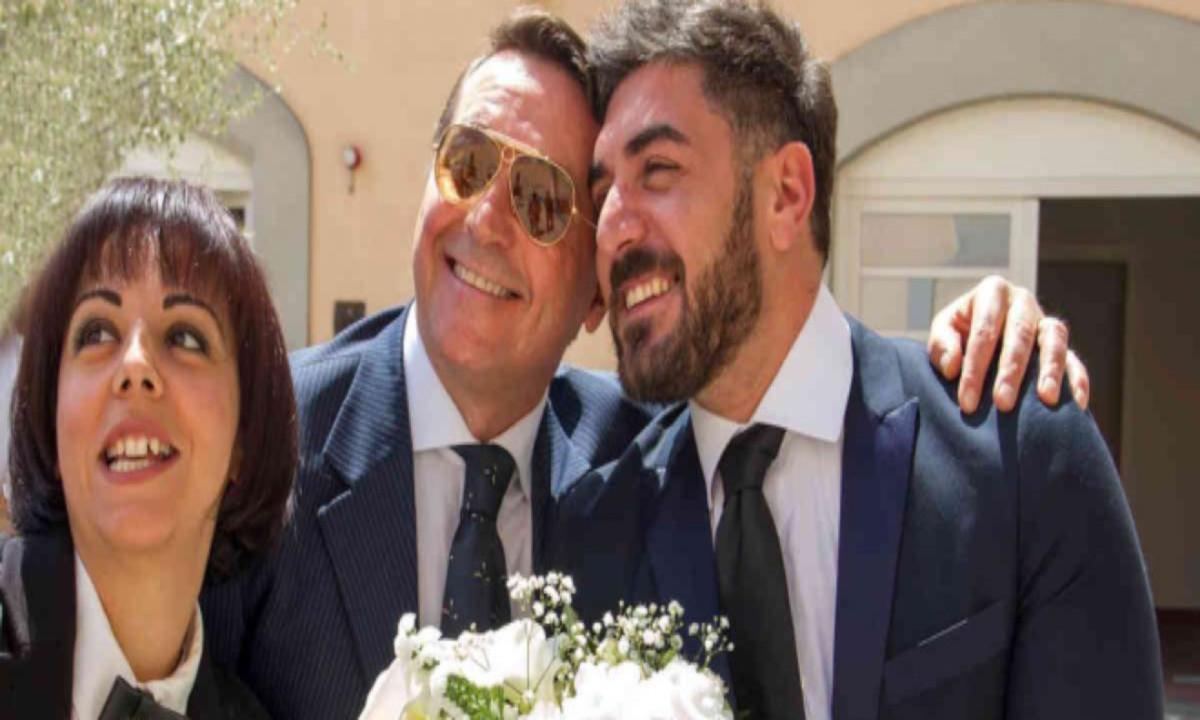 Un Posto al Sole: si sposa l'attore Cosimo Alberti