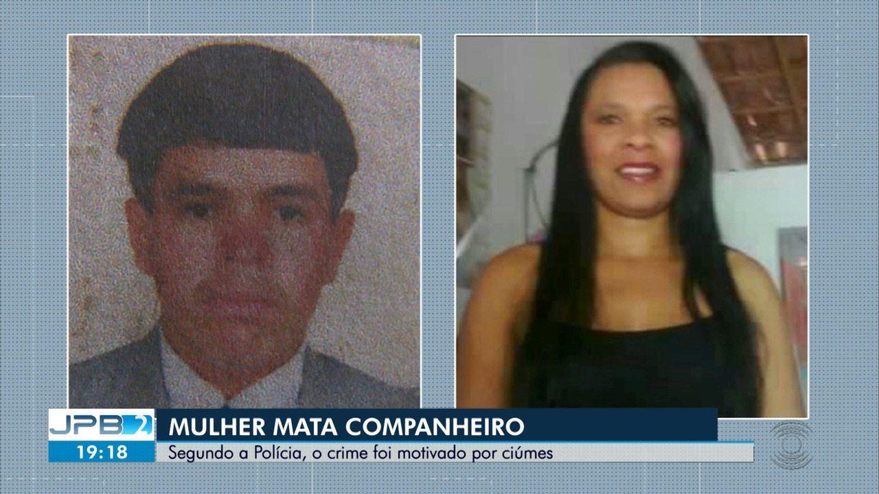 Mulher é suspeita de matar marido e entregar pênis à amante na Paraíba