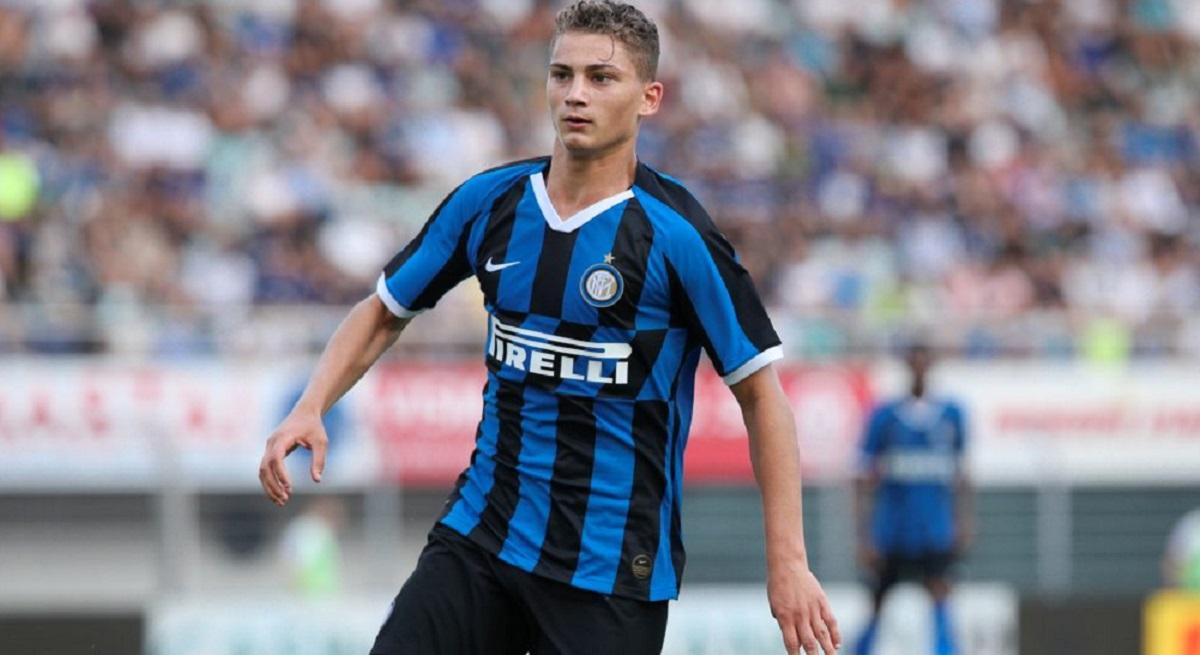 Inter, Esposito potrebbe guidare l'attacco nerazzurro alla prima di campionato