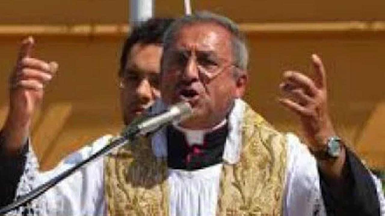 Sora, Don Donato Piacentini contro i migranti: scoppia la polemica sui social