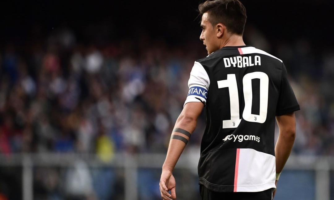 Juventus, Dybala vorrebbe vestire la maglia bianconera