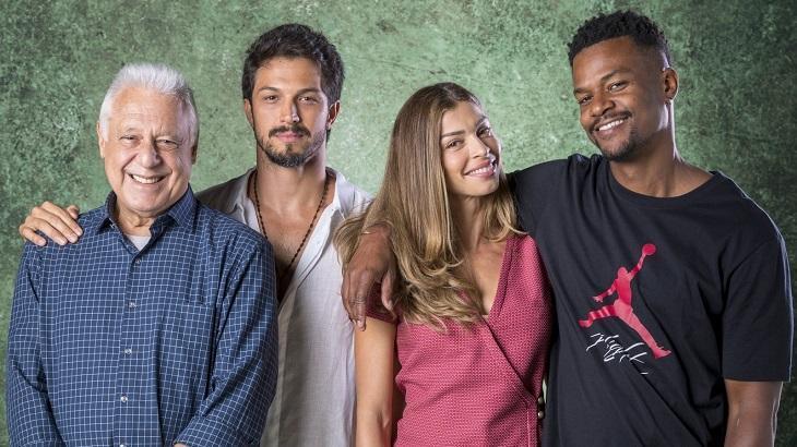 Na novela 'Bom Sucesso', Ramon e Francisca serão vistos juntos por Antônio