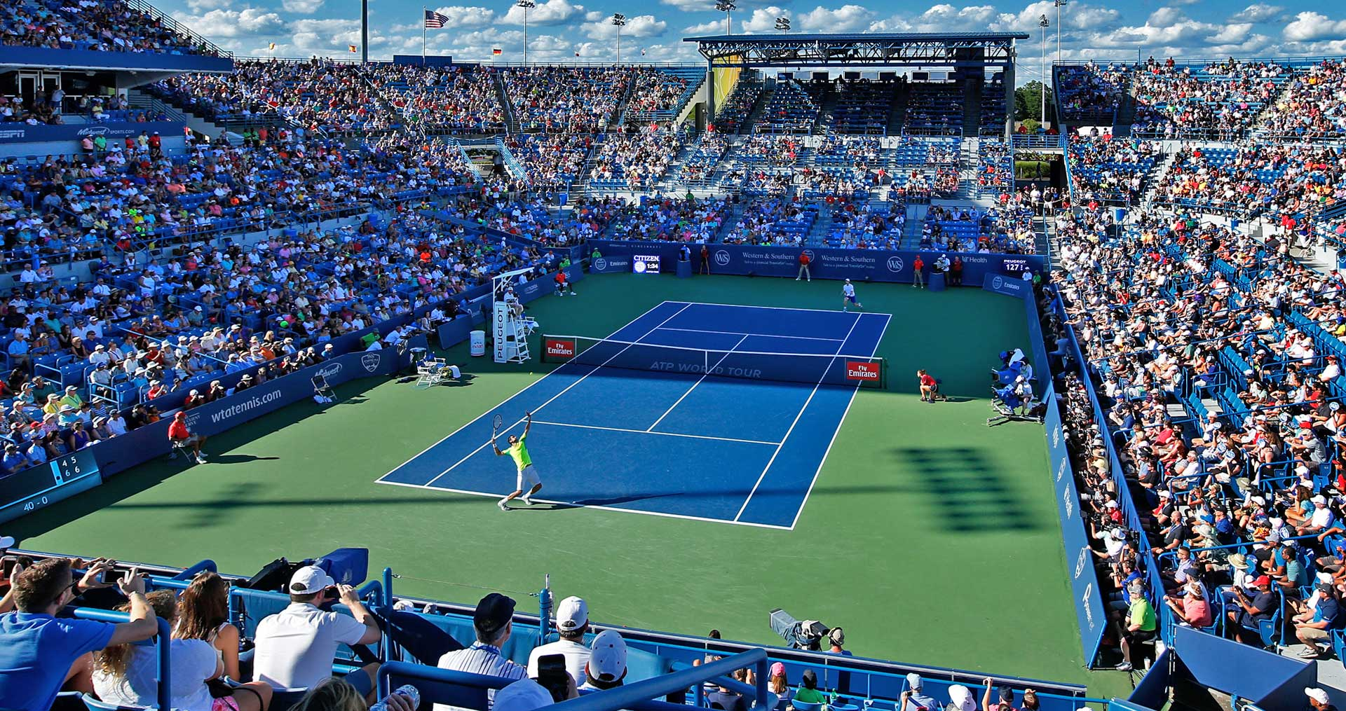 Djokovic eliminato in semifinale, Medvedev e Goffin in finale a Cincinnati