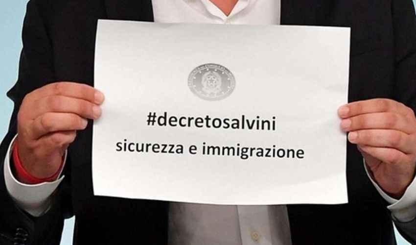 Legambiente denuncia il Ministro Salvini per sequestro di persona nel caso Open Arms