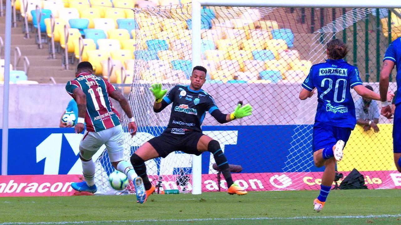 Fluminense demite técnico Fernando Diniz