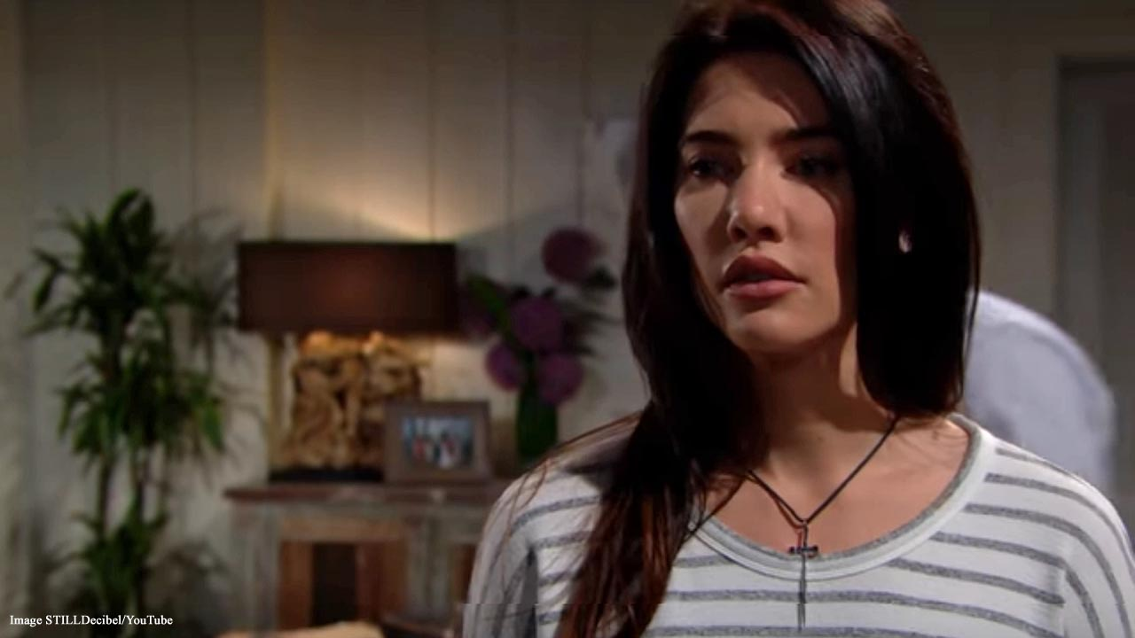'The Bold and the Beautiful:' Baby switch drama keeps hurting Steffy