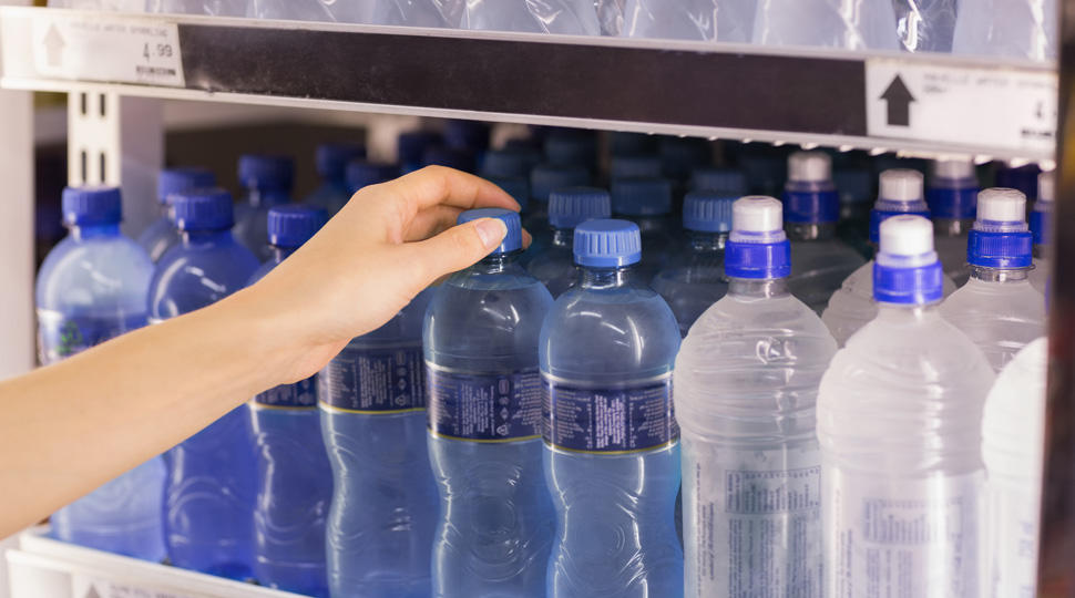 San Francisco Airport's Plastic Water Bottle Ban Takes Effect