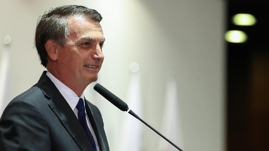 Eduardo Bolsonaro está em campanha para aprovação de seu nome como embaixador