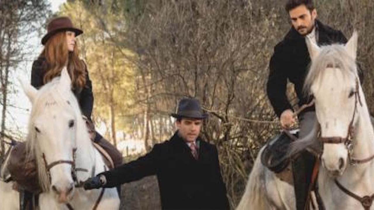 Il Segreto, anticipazioni: Julieta e Saul lasciano definitivamente Puente Viejo