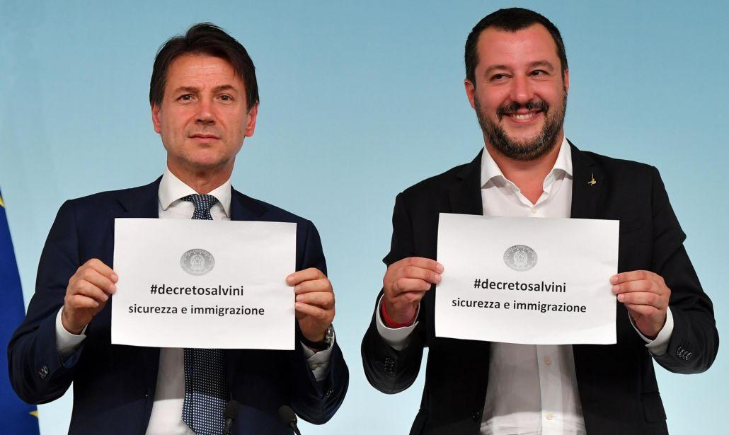 """Lo sfogo di Salvini dopo l'apertura delle Crisi: """"ho sempre pensato all'inciucio PD-M5S"""""""