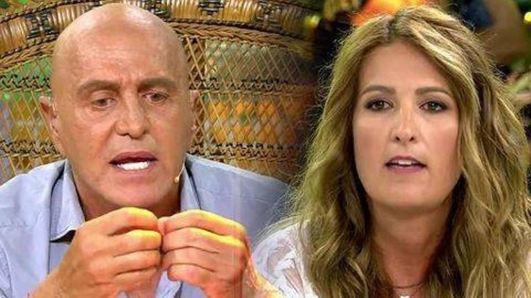 Matamoros pide que despidan Laura Fa de 'Sálvame' retando a la directiva