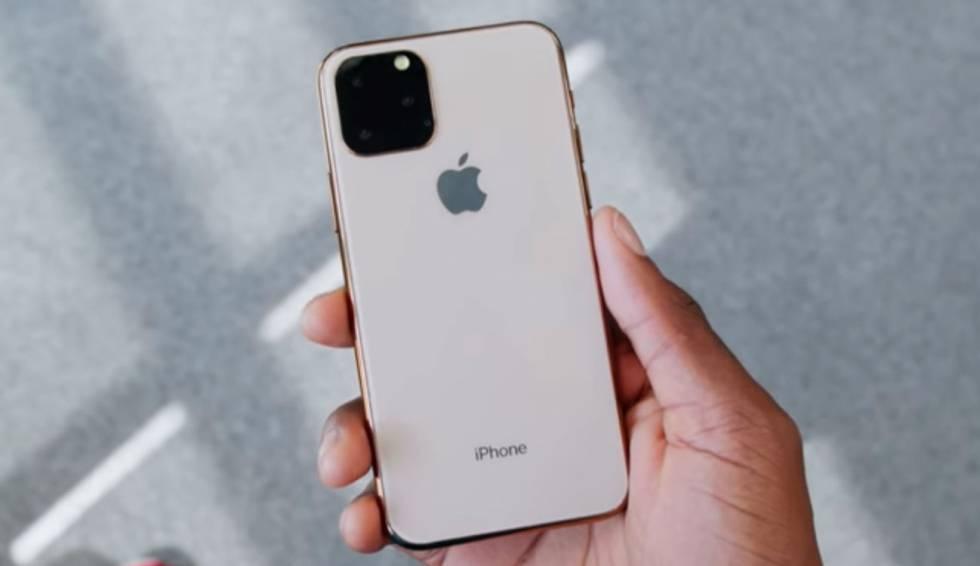 Novedades del nuevo iPhone que saldrá: cámara de tres lentes