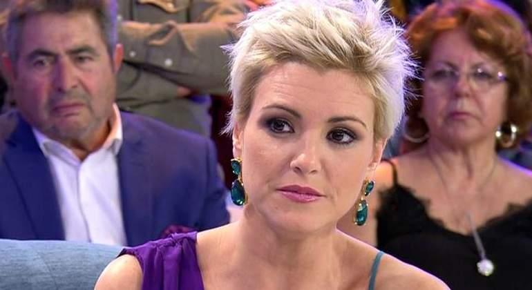 Kiko Hernández reprocha a la ex Miss España María Jesús Ruiz por desagradecida que ha sido