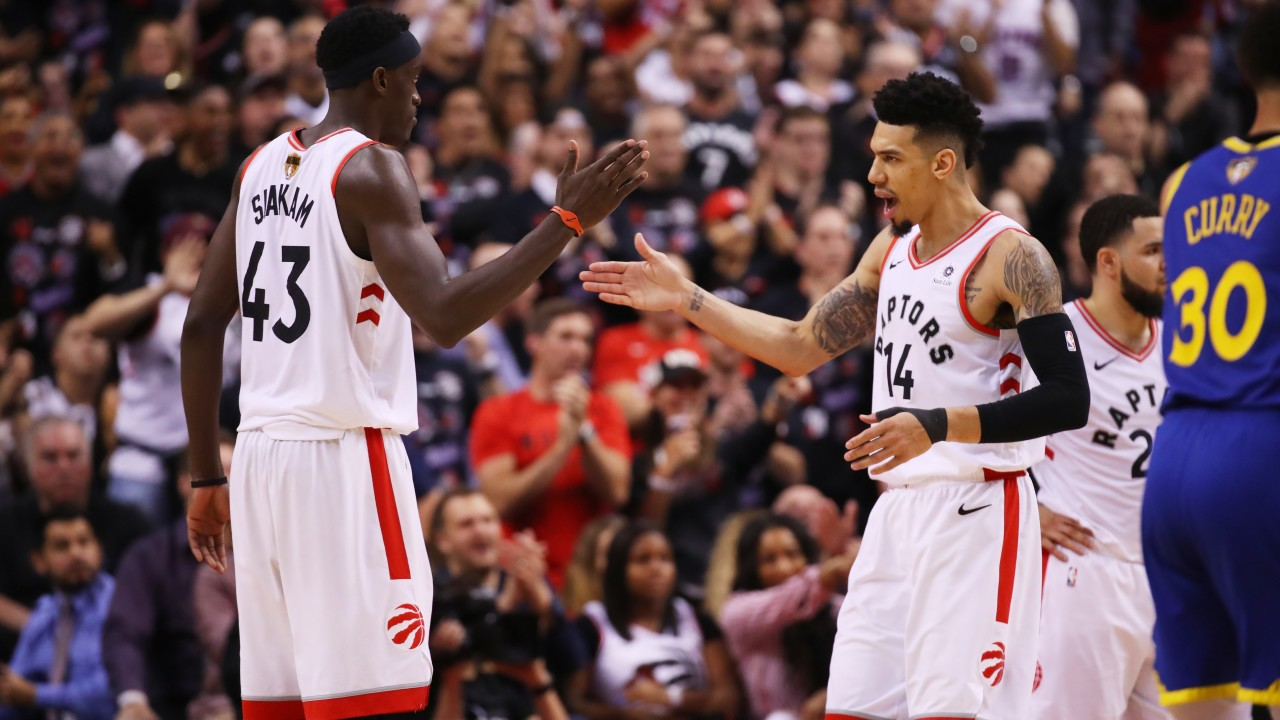 Pascal Siakam's next step is becoming 'The Man'