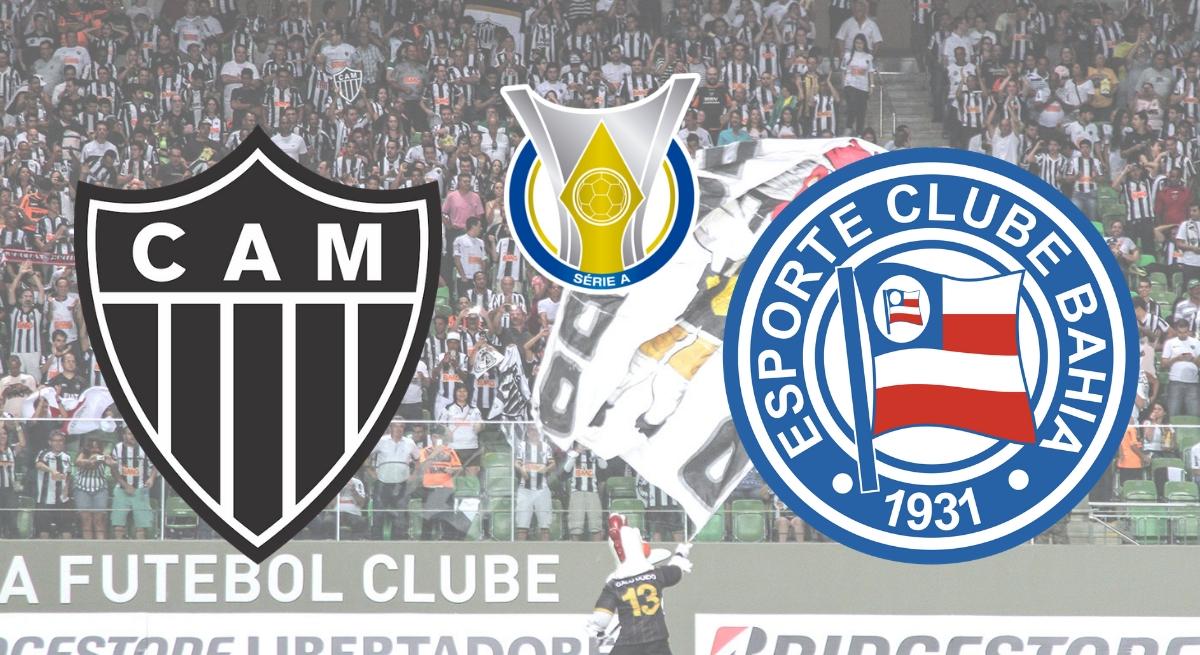 Atlético-MG x Bahia: transmissão ao vivo neste sábado (24), às 11h