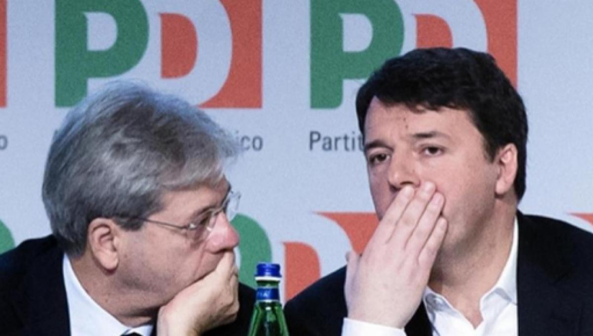 Crisi di governo, l'audio di Renzi contro Gentiloni