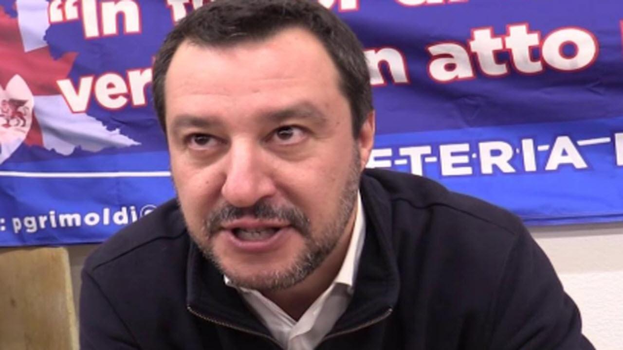 Goveno, Salvini pronto a tutto per tornare in partita